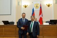 В Волгоградской области наградили лучших менеджеров и организации 2017 года
