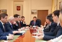 Андрей Бочаров: «Выборы Президента России и референдум на территории Волгоградской области прошли организованно, в соответствии с действующим законодательством»