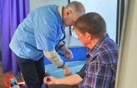 Жители отдаленных поселений Волгоградской области проходят комплексное медицинское обследование
