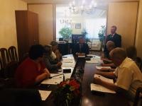 В системе здравоохранения Волгоградской области новые главные врачи