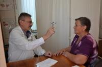 Около 70 тысяч жителей районов Волгоградской области прошли обследование в передвижных модулях здоровья