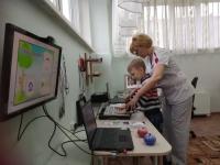 В Волгоградской области начала работу реабилитационная служба по оказанию ранней помощи детям