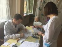 Волгоградский областной госпиталь ветеранов войн получил новое оборудование