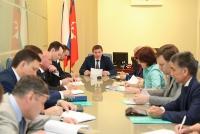 Андрей Бочаров: необходимо активизировать работу по выявлению и пресечению нарушений в сфере пожарной безопасности