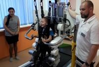 В Волгоградской области инновационное оборудование активно используют для реабилитации детей