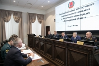 Андрей Бочаров провел заседание постоянно действующего координационного совещания по обеспечению правопорядка