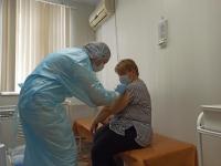 Жители Волгоградской области получают защиту от гриппа