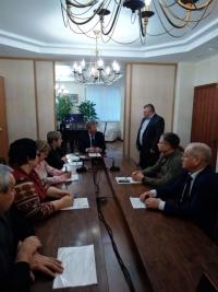 В Волгоградской области назначен новый главный врач