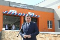 В Волгоградской области после масштабной реконструкции открыта больница скорой медицинской помощи № 25