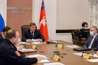 Андрей Бочаров: оперштаб Волгоградской области принял дополнительные решения по борьбе с COVID-19