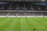 Финал Кубка России на «Волгоград Арене» собрал более 40 тысяч зрителей
