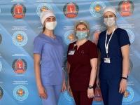 Волонтёры-медики пополняют штат профильных учреждений Волгоградской области
