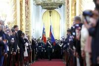 Андрей Бочаров принял участие в инаугурации Президента России Владимира Путина