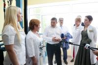 Андрей Бочаров проинспектировал ход развития социальной инфраструктуры города-спутника Волгограда