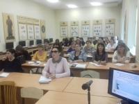 На кафедре общественного здоровья и здравоохранения ФУВ ФГБОУ ВО ВолгГМУ открылся новый курс повышения квалификации для работников финан