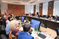 Андрей Бочаров: в реализации приоритетных проектов региона важно участие Общественной палаты