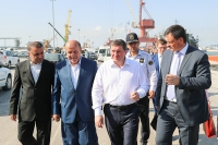 Андрей Бочаров: сотрудничество с Мазандаран будет способствовать реализации экспортного потенциала Волгоградской области