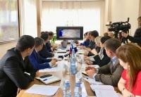Волгоградская область укрепляет деловые связи с регионами Узбекистана