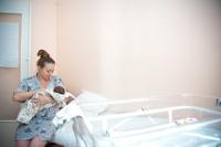 В Волгоградской области с начала года родилось 370 детей