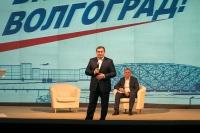 Андрей Бочаров: необходимо объединение сил для решения задач развития Волгограда, Волгоградской области, страны