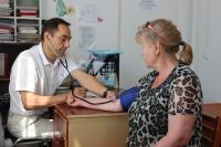 Жителей отдаленных сел Волгоградской области обследуют с помощью мобильных комплексов