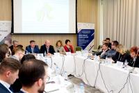Окружное совещание по реализации федерального проекта «Старшее поколение» в ЮФО