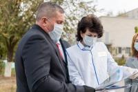 Андрей Бочаров: «Необходимо наращивать мощности наших ведущих лечебных заведений»