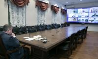 Андрей Бочаров провел заседание Клинического совета Волгоградской области