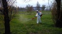 В Волгоградской области стартовала обработка от комаров и клещей