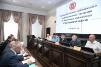Андрей Бочаров провел координационное совещание по обеспечению правопорядка