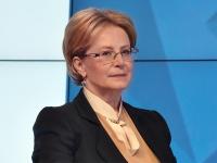 Министр Вероника Скворцова поддержала просьбу медиков о проведении Всероссийского съезда врачей