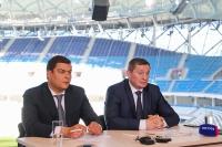 Андрей Бочаров принял участие в работе наблюдательного совета оргкомитета «Россия-2018»