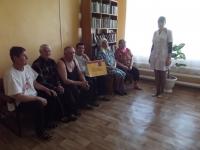 Жителям Клетского района рассказали о профилактике сахарного диабета