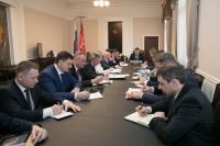 Андрей Бочаров: оперативный штаб в круглосуточном режиме занимается решением задач по борьбе с коронавирусом