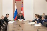 Андрей Бочаров принял участие в заседании cовета при полномочном представителе Президента РФ в ЮФО
