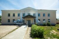 В отдаленном поселке Волгоградской области участковая больница получила обновленное здание