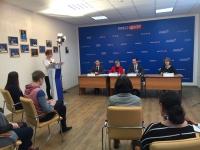 Пресс-конференция, посвященная национальному проекту
