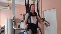 Юные жители Волгоградской области проходят реабилитацию с помощью роботов