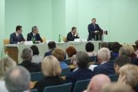Андрей Бочаров: пятилетняя программа развития кардиослужбы — часть работы по созданию современной системы здравоохранения Волгоградской области