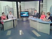 Владимир Шкарин принял участие в программе телеканала РОССИЯ-24