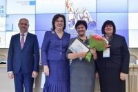 Медицинский психолог из Волгограда стала призером всероссийского конкурса
