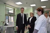 В поликлиниках Волгоградской области обновляется материально-техническая база