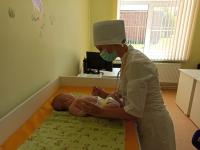 В Кумылженском районе после капремонта открылась детская поликлиника