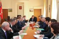 Андрей Бочаров: «У Волгоградской области есть все необходимое, чтобы выполнить поставленные Президентом задачи»