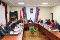 Андрей Бочаров поставил задачи по подготовке и проведению 400-летия Урюпинска