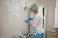 В медучреждения Волгоградской области поступает новое оборудование