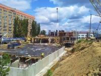 Новый корпус Волгоградского областного онкоцентра возводится активными темпами