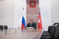 Андрей Бочаров провел совещание с главными врачами региона
