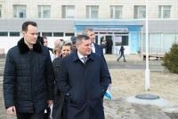Андрей Бочаров: современный многопрофильный центр на базе больницы № 15 обеспечит потребности жителей юга региона