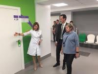В Волгоградской области продолжается комплексное обновление стоматологических отделений